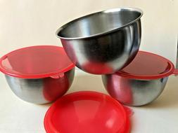 NEW 3sets Stainless Steel Prep Bowl 150ml container Spice Se