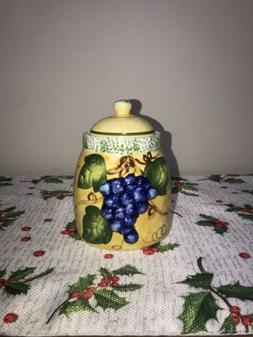 Panware Home Essentials Yellow Sugar Bowl With Lid